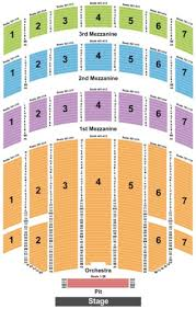 Detailed Seating Chart Of Radio City Music Hall Radio City Music Hall Tickets And Radio City Music Hall