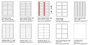 Address Labels 30 Per Page Avery Address Labels 30 Per Page Template