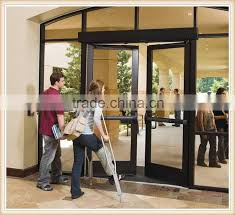 oem glass swing door automatic sliding door opener supplier