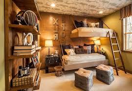 Bedroom Rustic Oak Furniture Western Under Antique Black Ethnic Weaving Bed  Comforter Storage Bench Steel Pipe