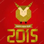 Китайский новый год оригами