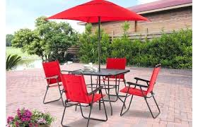 table umbrella better homes and garden furniture at patio hole ring planter little tikes picnic