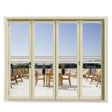 china aluminum frame double glass