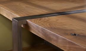 custom wood office furniture. custom wood desk with metal office furniture u