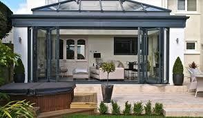 bifold patio doors home