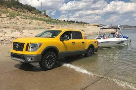 2012 Nissan Titan Towing Capacity Chart How Does A Nissan Titan Tow A 6 000 Lbs Boat On A 800 Mile