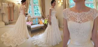 new white ivory lace sweetheart wedding dress 2161315 weddbook