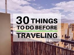 before traveling abroad pdf checklist
