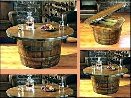wooden barrel coffee table wine barrel coffee table wine barrel coffee table wine barrel coffee