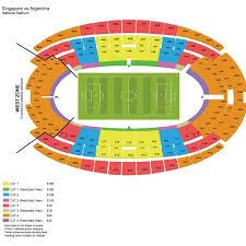 Singapore National Stadium Seating Chart Www