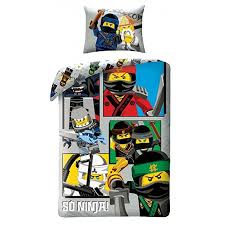 lego ninjago so ninja 2 piece single