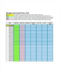 Cash Flow Statement Template Uk Cash Flow Statement Sheet Template Personal Daily Excel Learn To