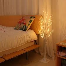 china artificial birch tree led light