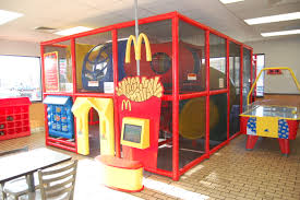 mcdonalds play place inside. Longer View Pullman With Mcdonalds Play Place Inside