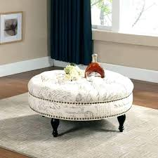 round fabric coffee table round ottoman tufted coffee table medium size of storage ottoman tufted coffee table small storage ottoman round ottoman