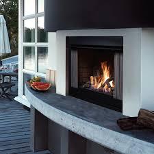 outdoor gas firebox inserts woodlanddirect com outdoor fireplaces gas outdoor fireplaces