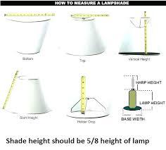 lamp harps sizes lamp shade harp adapter idea lamp shade harp or floor lamp shade size