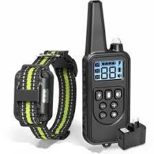 2020 NEW <b>800m Electric Dog</b> Training Collar Pet Remote Control ...