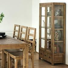 wooden glass cabinet home decorating ideas wood