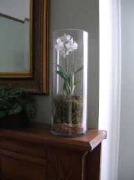 ... Fabulous Home Decoration Ideas With Extra Tall Vase : Terrific Image Of  Dining Table Decoration Using ...