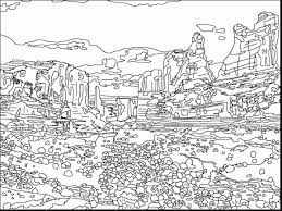 Water Park Coloring Pages New Surprising Jurassic Park Map Colouring