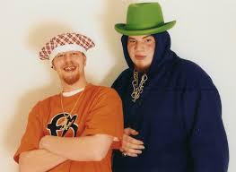 icp without makeup it turns out their makeup isn t even a gimmick it s a necessity