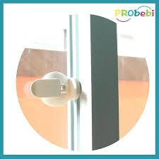 full image for replace sliding glass door locks baby security ideas sliding windows lock fix window