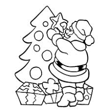 To add coloringkids.org to your. 30 Cute Santa Claus Coloring Pages For Your Little Ones