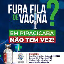SMS - Secretaria Municipal de Saúde - Piracicaba