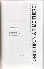 frame tale page 1 john barth