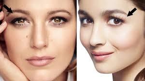 eye makeup look for hooded eyes eye makeup tricks glamrs
