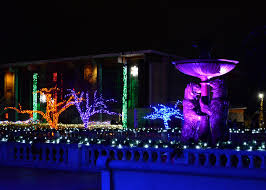 Clinton Symphony Lights Wild Lights Display Is Back At The Detroit Zoo Wwj