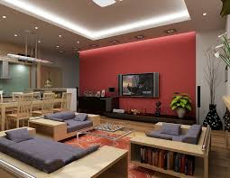 Latest Interior Designs For Living Room Living Room Interior Design Photo Gallery Wall Paint Designs For