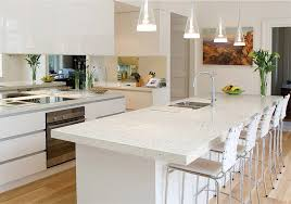 crystal white quartz countertops project 8 x 27 x 3 4