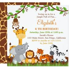 Free Printable Safari Birthday Invitations Printable Jungle Party Invitations Download Them Or Print