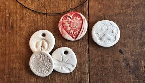 join us on thursday february 21st from 6pm 7pm for a clay diffuser pendant class learn how to cut shapes stamps designs and finish your pendant with