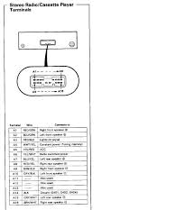 2001 honda accord stereo wiring harness pics wiring diagrams 2002 honda accord radio wiring diagram at Honda Radio Wiring Harness