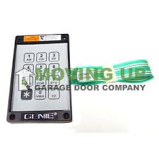 image is loading genie garage door opener keyless entry kep 1