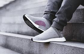 adidas shoes nmd grey and pink. the adidas nmd cs2 \u201cgrey / pink\u201d are available now for just $95.00 + shipping shoes nmd grey and pink