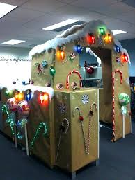 office cubicle christmas decoration.  Office Cubicle Christmas Decorating Ideas  In Office Cubicle Christmas Decoration