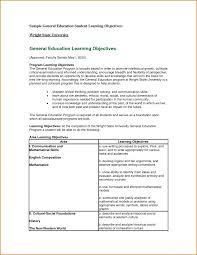 Resume Objective For Generalbor Position Elegantborer Good