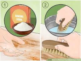 image titled remove rust stains from paint step 2