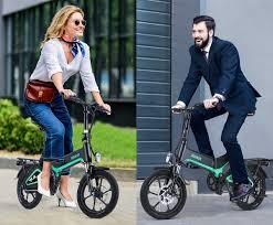 <b>Dohiker</b> 14F004 <b>16 Inch</b> Folding Electric Bicycle Gearbest Coupon ...