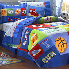 sports quilts for boys best home kids bedroom with sport bedding pertaining to queen comforter set decorations 4
