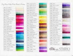 Dina Kowal Creative Zig Clean Color Markers Tips And