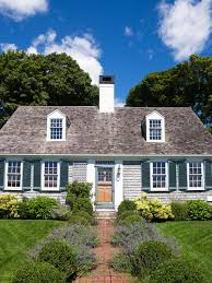 Outdoor Lighting For Cape Cod Style House