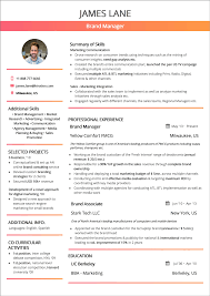 Combination Resume Formats Combination Resume The 2019 Guide To Combination Resumes