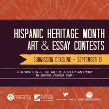 contests events st johns county school district hispanic heritage month essay and art contest