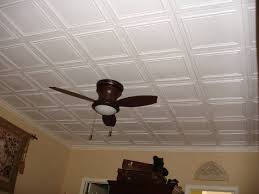Attractive R 24 Styrofoam Ceiling Tiles Painted White