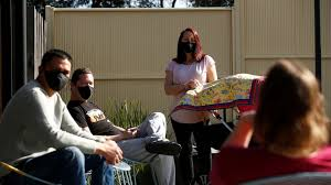 Victoria declares state of disaster. Australian State Makes Masks Compulsory As Covid 19 Spreads Abc News
